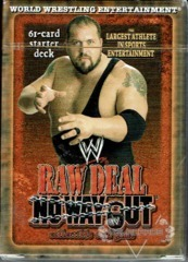 The Largest Athlete In Sports Entertainment Starter Deck